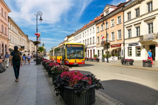 C&W: Warszawski Nowy Świat na 38. miejscu najdroższych ulic handlowych świata