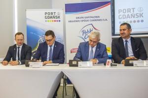 Krajowa Spółka Cukrowa S.A. zainwestuje w Porcie Gdańsk