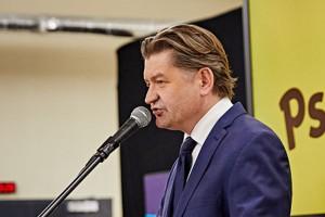 FC Pszczółka dzięki nowej fabryce zawalczy o rynek wyrobów czekoladowych i eksport (zdjęcia)
