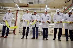 Zdjęcie numer 1 - galeria: FC Pszczółka dzięki nowej fabryce zawalczy o rynek wyrobów czekoladowych i eksport (zdjęcia)