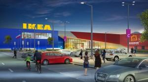 Otwarcie Skende Shopping przy centrum IKEA w Lublinie