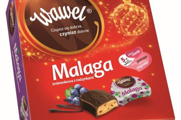 Oferta Zimowa słodyczy od marki Wawel