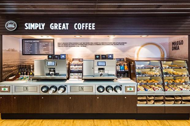 Kawiarnie samoobsługowe Simply Great Coffee już na 218 stacjach Circle K