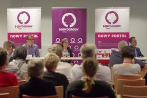 """Ruszyła III edycja konferencji """"Sady i ogrody"""""""