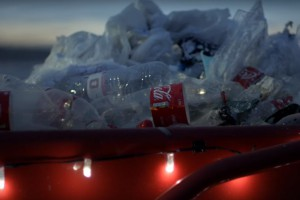 Coca-Cola w antyreklamie Greenpeace