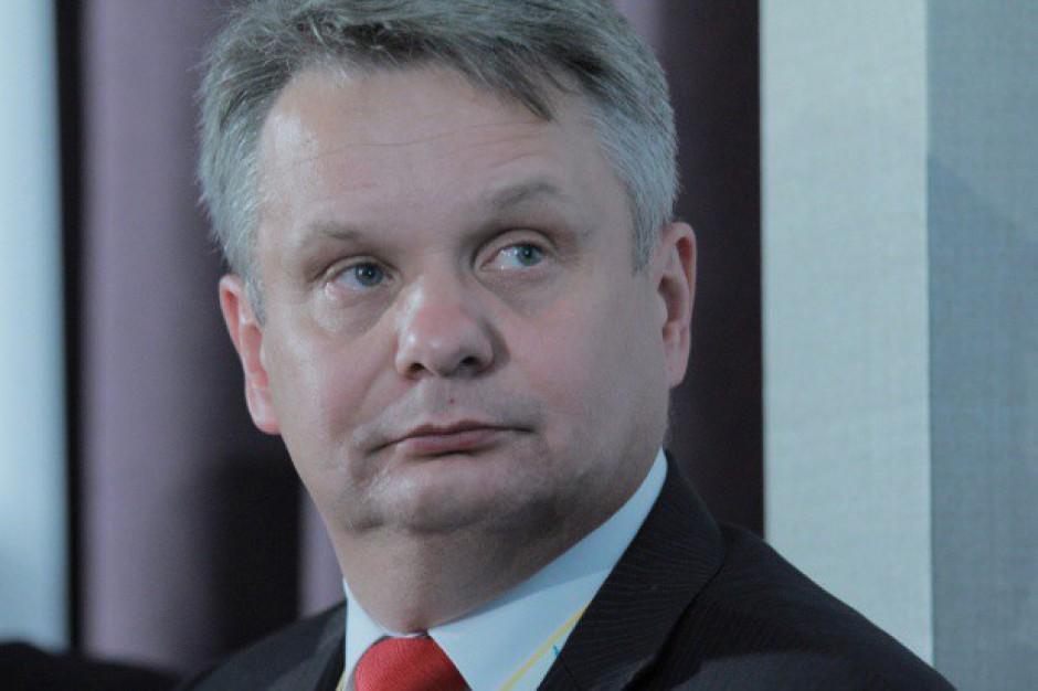 Maliszewski na konferencji