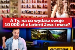 PizzaPortal.pl zachęca loterią do zamawiania jedzenia