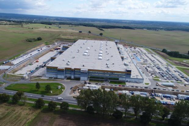 Centrum logistyki e-commerce Amazon już gotowe