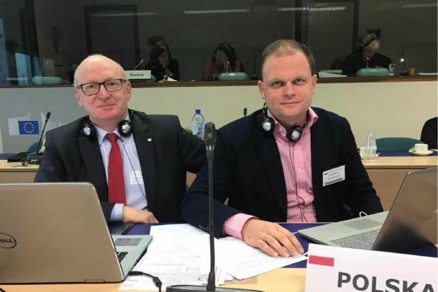 KRD-IG reprezentantem Polski na spotkaniu Grupy Prognostycznej KE ds. Drobiu i Jaj