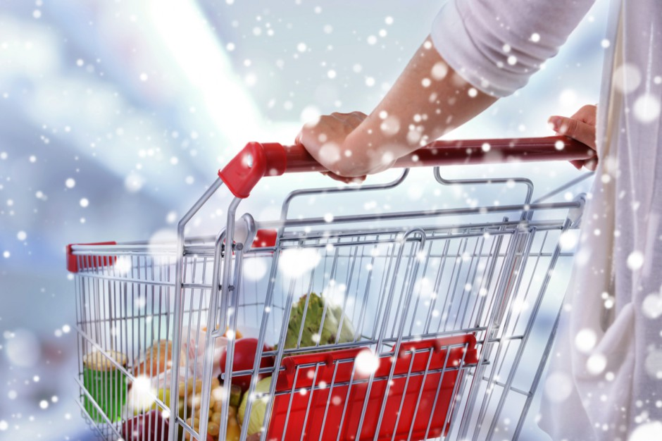 Eksperci: Żywność na święta nie zdrożeje przez wzrost cen paliw