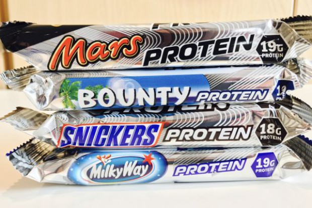 Mars wprowadza na polski rynek wysokobiałkowe batony