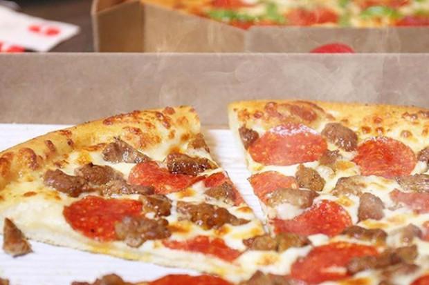 Pizza Hut wprowadza pizzę z wegańskim serem