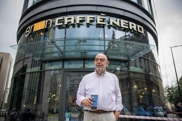 Adam Ringer / Green Caffé Nero o zakazie handlu w niedziele