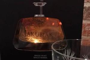 Marek Jakubiak zrobił whisky