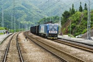 Blisko 9-proc. wzrost przewiezionych towarów koleją