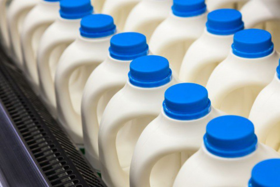 Wzrost zagranicznej sprzedaży produktów mleczarskich