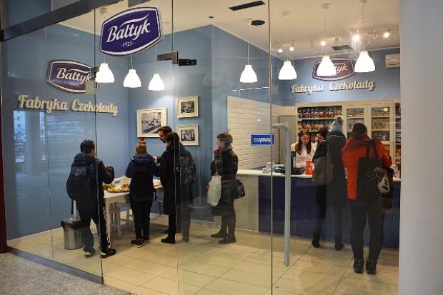 ZPC Bałtyk z pierwszym sklepem firmowym w Gdyni