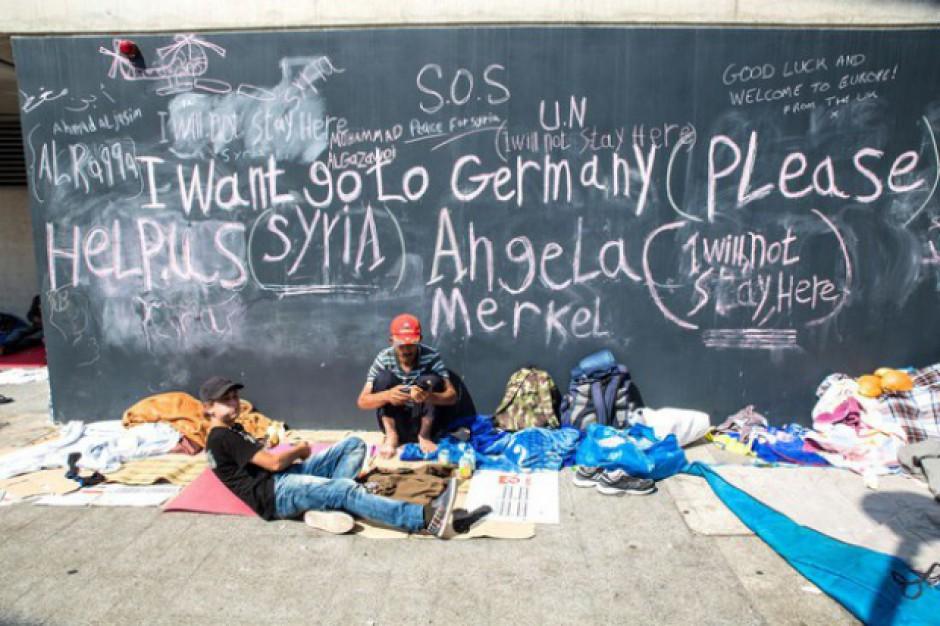 Niemcy oferują migrantom wysokie premie za dobrowolny wyjazd z Niemiec