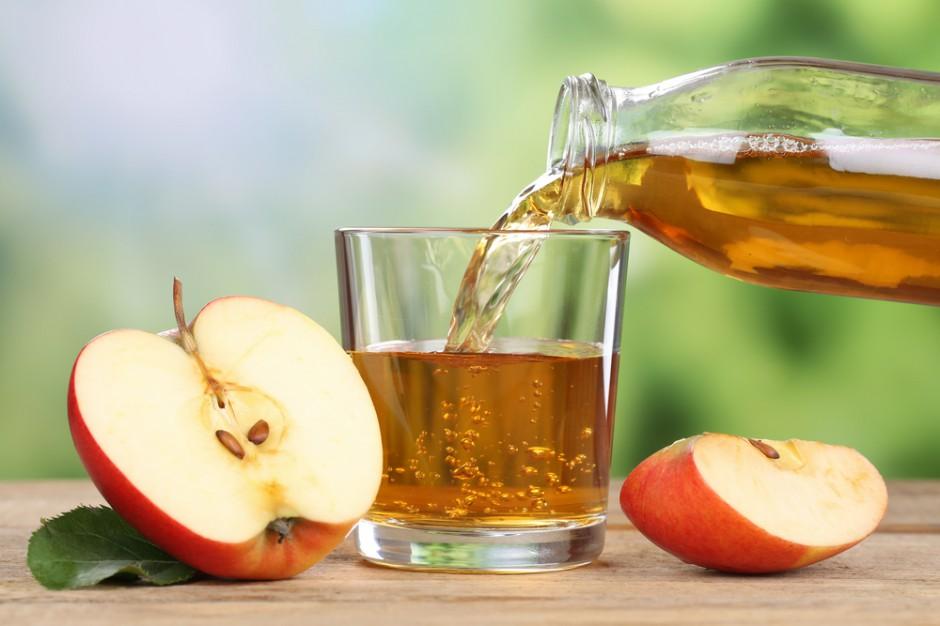 Jabłkowy deficyt wymusił import zagęszczonego soku