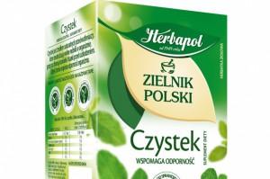 Herbapol ze spotem promującym herbatki ziołowe Zielnik Polski