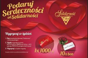 Niedługo ruszy akcja promocyjna okazjonalnych bombonier marki Solidarność