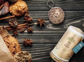 Mikołajkowe herbaciane upominki od Ahmad Tea