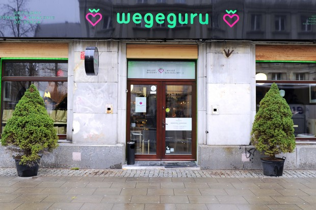 Kolejna wegańska restauracja z certyfikatem V-Label