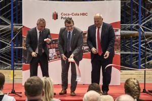 Coca-Cola HBC Polska z kolejną inwestycją w Radzyminie wartą 24 mln zł