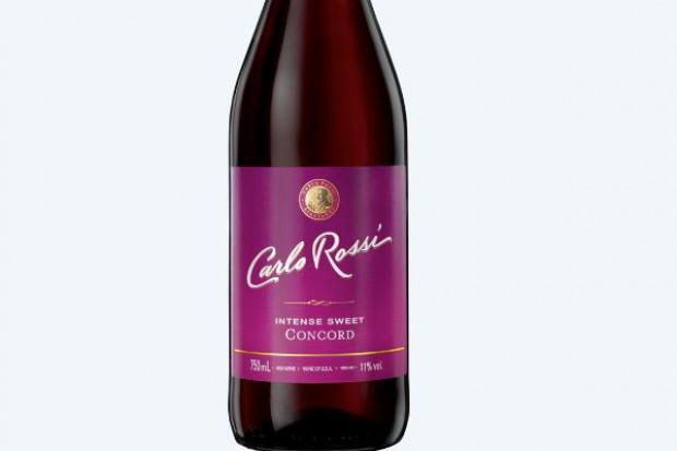 Nowe Carlo Rossi Intense Sweet Concord od CEDC