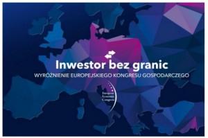 """Kolejna edycja """"Inwestora bez granic""""! Zapraszamy do zgłaszania kandydatur"""