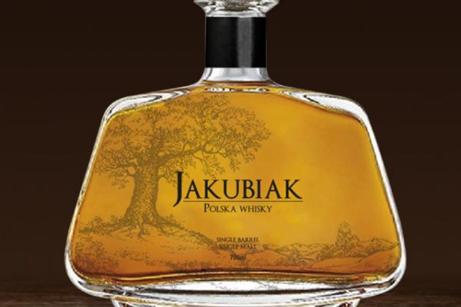 Whisky Jakubiak to produkt na indywidualne zamówienie. Na początek jest 2.000 butelek