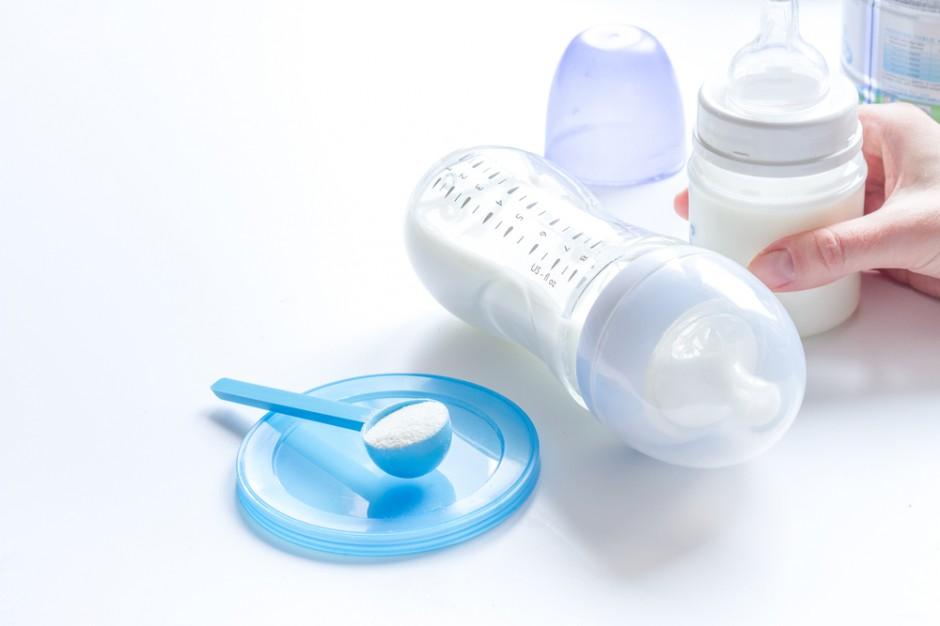 Salmonella w mleku w proszku dla dzieci Lactalis
