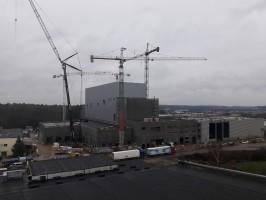 Największa inwestycja Mlekpolu na półmetku