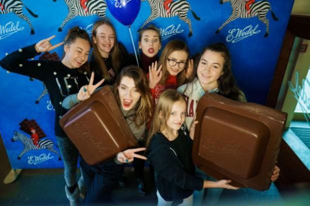 W czekoladowy weekend Fabrykę Czekolady Wedla odwiedziło 3 tys. osób