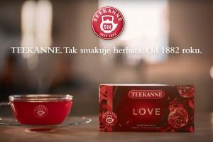Wystartowała kampania reklamowa herbat Teekanne