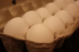 Ceny jaj pomogły osiągnąć cel inflacyjny