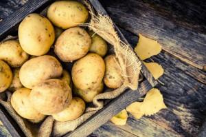 Ziemniaki bogate w kwas askorbionowy