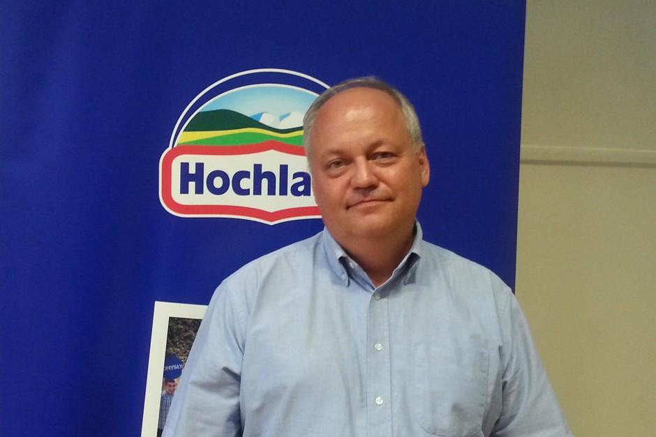 Dyrektor Hochland: W cenie są produkty naturalne i prozdrowotne