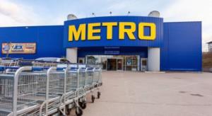 Metro z wyższą sprzedażą i zyskami