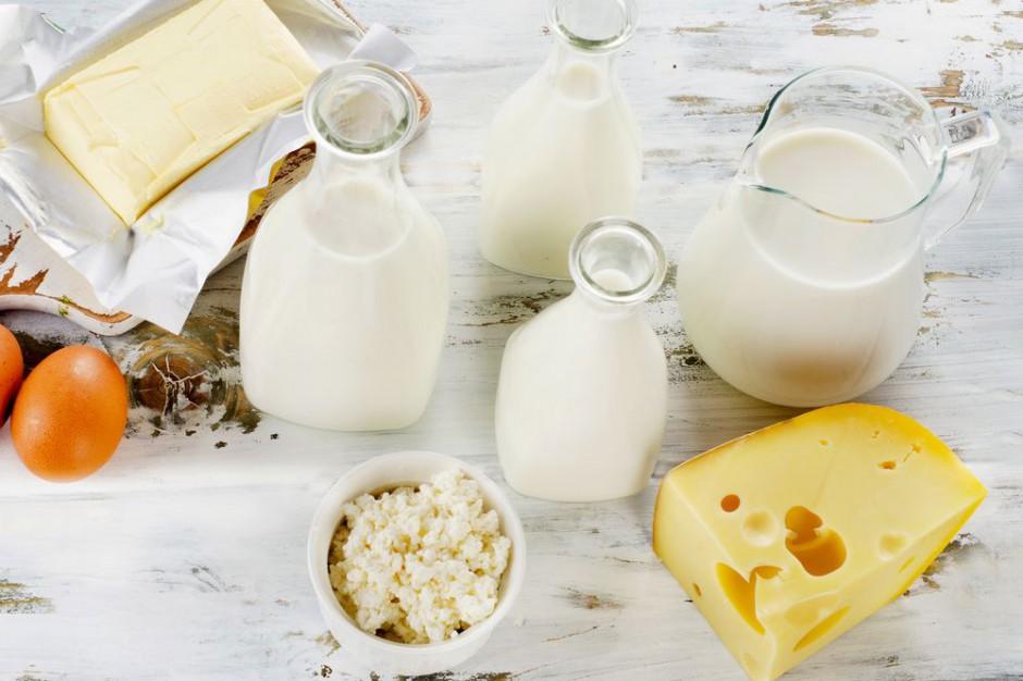 Spadki cen produktów mleczarskich w listopadzie