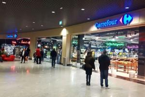 Carrefour PRO: Interaktywne ekrany, Scan&Go, m-commerce i strefa restauracyjna (galeria)
