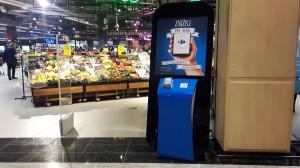 Zdjęcie numer 1 - galeria: Carrefour PRO: Interaktywne ekrany, Scan&Go, m-commerce i strefa restauracyjna (galeria)