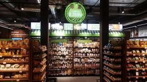 Zdjęcie numer 2 - galeria: Carrefour PRO: Interaktywne ekrany, Scan&Go, m-commerce i strefa restauracyjna (galeria)