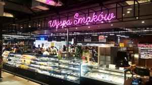 Zdjęcie numer 3 - galeria: Carrefour PRO: Interaktywne ekrany, Scan&Go, m-commerce i strefa restauracyjna (galeria)