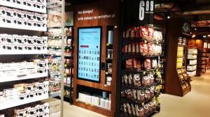 Zdjęcie numer 8 - galeria: Carrefour PRO: Interaktywne ekrany, Scan&Go, m-commerce i strefa restauracyjna (galeria)