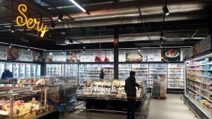 Zdjęcie numer 9 - galeria: Carrefour PRO: Interaktywne ekrany, Scan&Go, m-commerce i strefa restauracyjna (galeria)