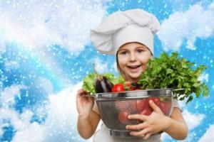 Zdrowo odżywione dziecko jest szczęśliwsze