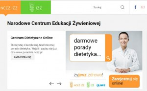 IŻŻ rusza z Centrum Dietetycznym Online