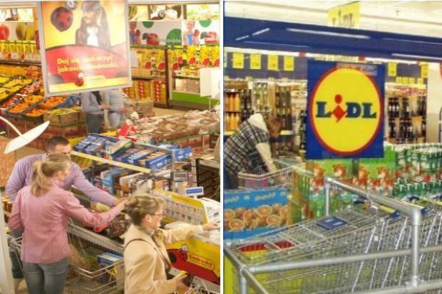 Lidl i Biedronka nie oszczędzają na reklamie przed Bożym Narodzeniem