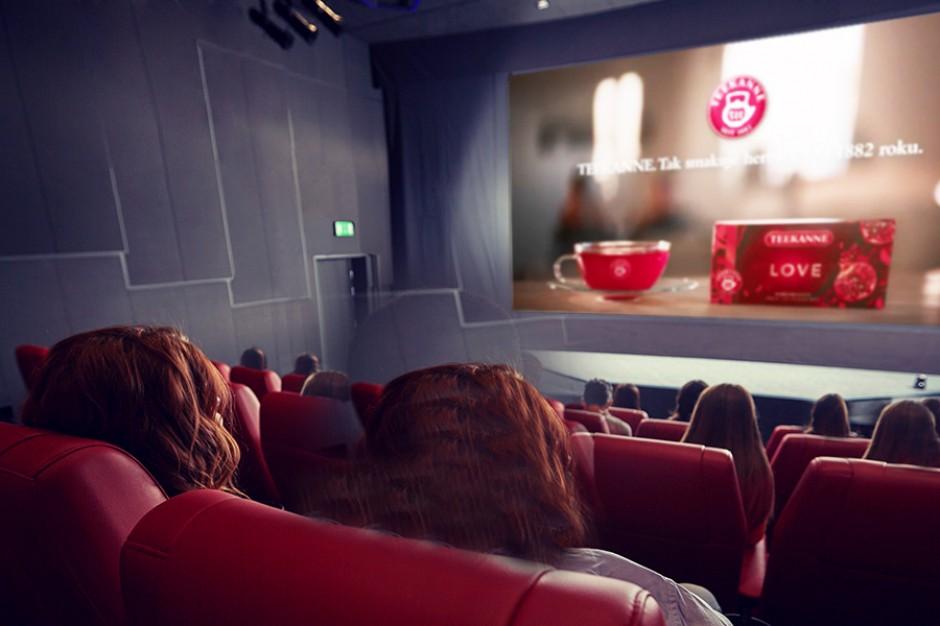Teekanne rozpoczęło współpracę z siecią kin Helios